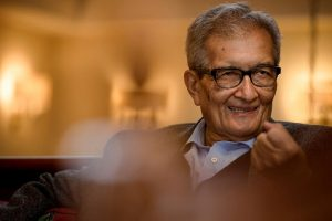 Acquiring and sharing knowledge is more important: Amartya Sen