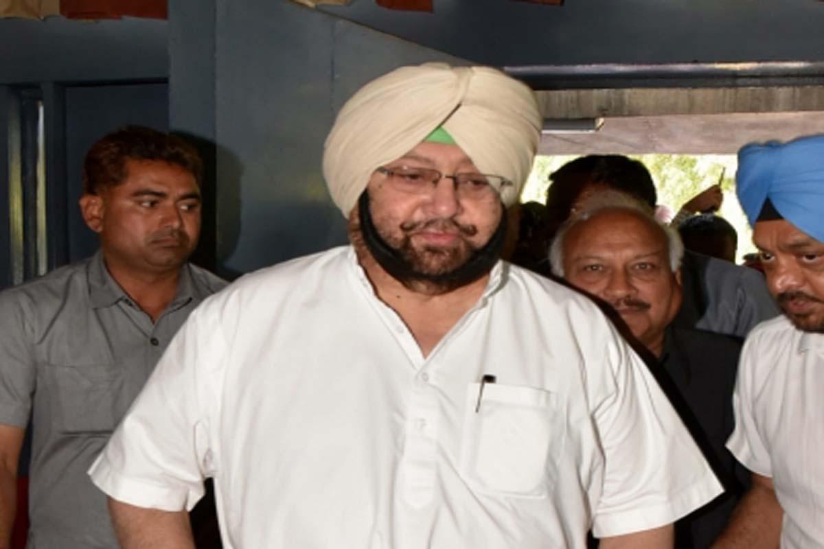 Olympians, Punjab Chief Minister, Amarinder Singh