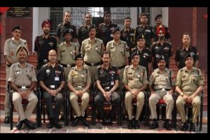 Army, BSF discuss challenges in border management in J&K & Punjab