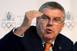 India among aspiring hosts for Olympics in 2036 and beyond: IOC chief