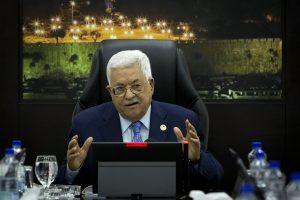 Palestinian Prez, Israeli Defence Minister meet in Ramallah