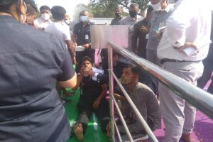Cop in PM security 'faints' at Red Fort, rushed to hospital