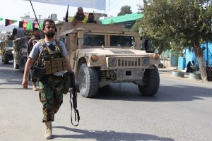 Afghan forces launch counter-offensive in Kunduz