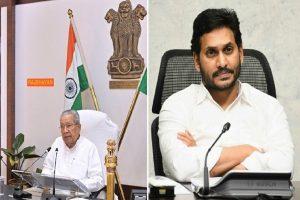 Andhra CM, Guv extend Janmashtami greetings