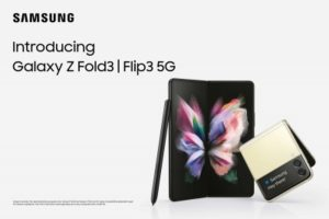 Samsung creates pre-booking record with Galaxy Z Fold3, Flip3 in India