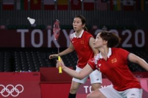 China claims two gold, four silver medals in badminton