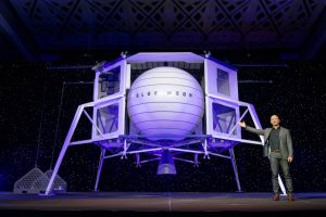 Sorry Jeff Bezos, You Can't Get to the Moon Yet