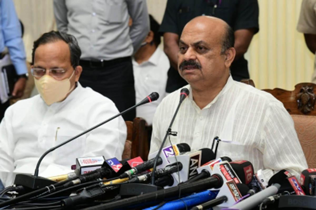 Basavaraj Bommai Cabinet, ministers sworn