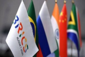 India says BRICS nations can play leading role in achieving SDG goals
