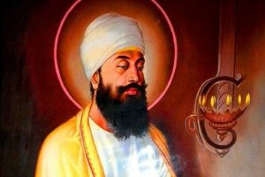140 Afghan Sikhs stopped by Taliban from attending Guru Tegh Bahadur's birth anniversary in India