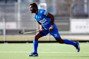 Amit Rohidas awarded Biju Patnaik Sports Award