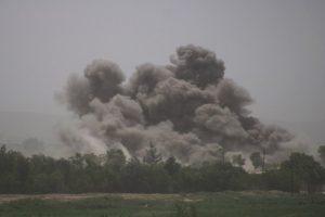 Airstrikes kill 37 militants in Afghanistan