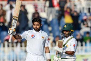 Azam, Alam score half-tons, help Pakistan recover after poor start