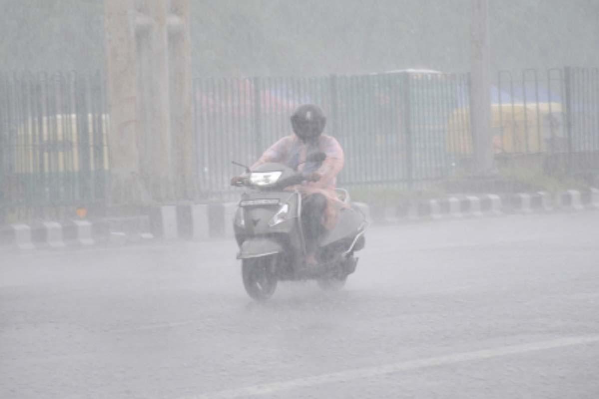 Orange alert, IMD, Delhi and NCR