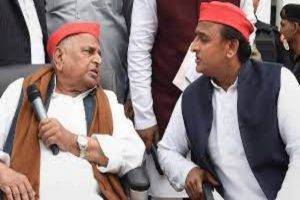 Man booked for making objectional remarks against Mulayam, Akhilesh
