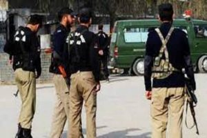 Five kidnappers shot dead in shootout with Pak police