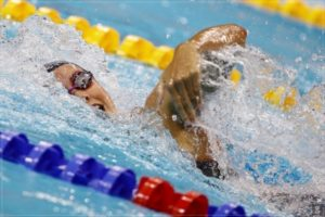 Olympics: Dressel wins fourth personal gold in men's 50m freestyle