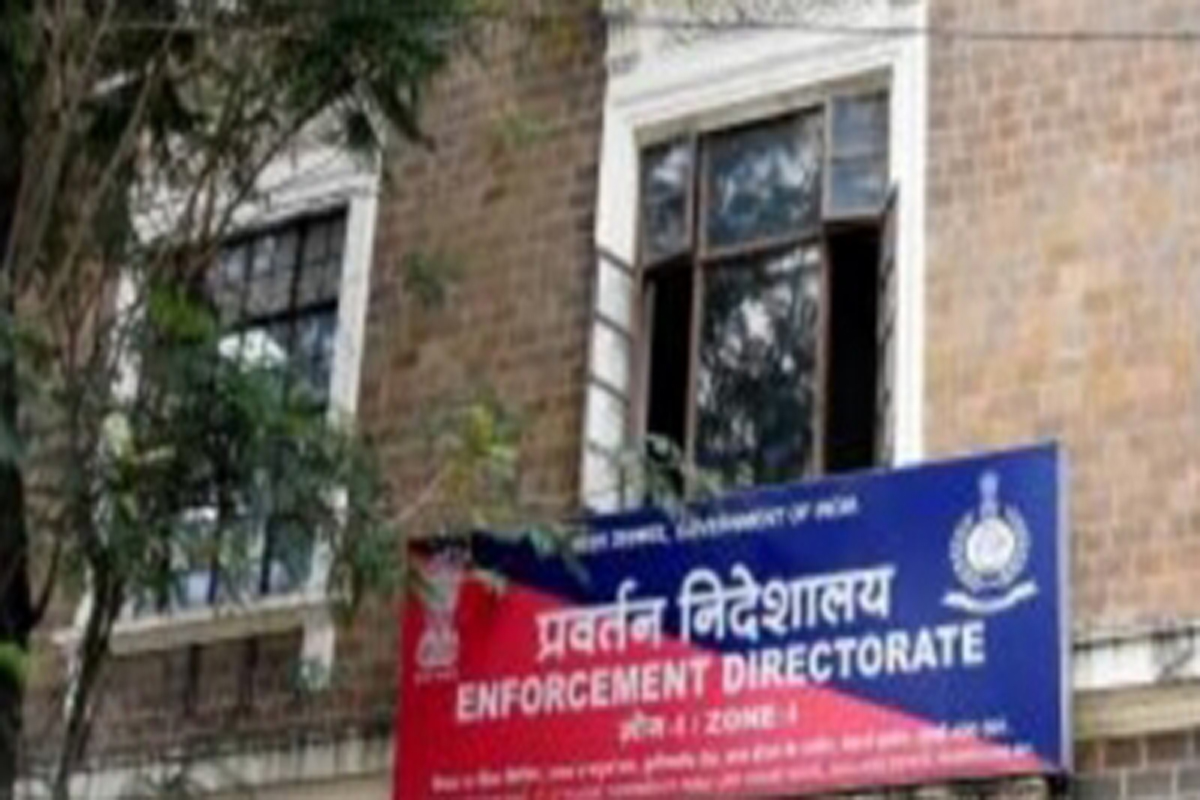 GMB scam, Enforcement Directorate, Aatash Norcontrol Limited