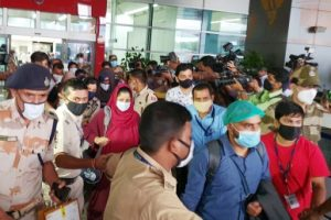 14-day quarantine must for all evacuees from Afghanistan
