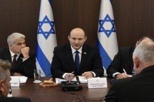 Israel to retaliate any attacks from Gaza: PM