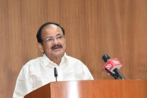 India facing multiple security challenges, says Naidu