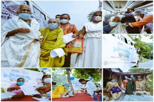 1lakh+vaccinated in Sagar;Gadkhali-Gosaba water amb. services from Sep