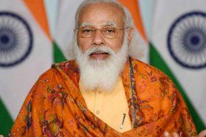 PM expresses grief over death of Ghanshyam Nayak and Arvind Trivedi