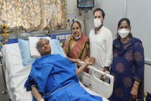 Rajasthan CM Gehlot undergoes angioplasty surgery