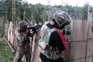 Gunfight breaks out in J&K's Rajouri district