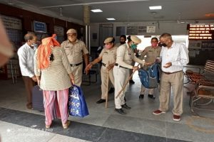 Security beefed up in Gurugram ahead of Independence Day