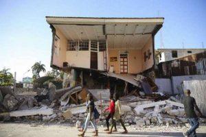 Death toll from quake in Haiti reaches 1,419
