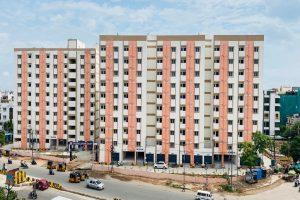 KTR inaugurates 288 flats under 'dignity housing scheme' in Hyderabad