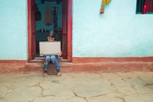 Online learning initiative in Odisha fails to reach disadvantaged children, only 27.68% schools initiated online education