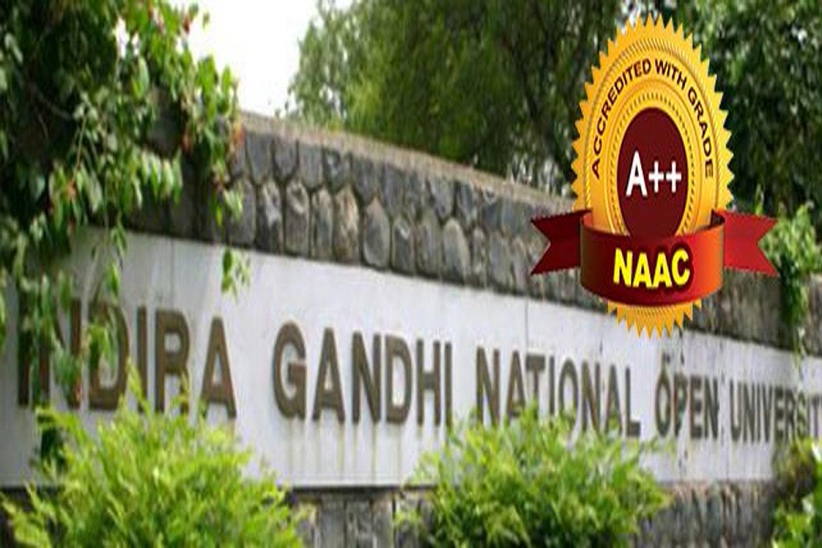 IGNOU, Admission, Indira Gandhi National Open University