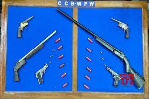 Karnataka police held inter-state arms dealer, local buyers