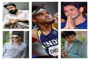 Film celebs hail golden boy Neeraj Chopra