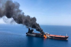 Iran denies G7's tanker attack allegations as 'baseless'