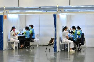 Chile continues to register below 1,000 daily Covid-19 cases