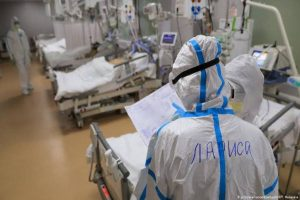 Russia: 9 Covid patients die after oxygen pipe rupture