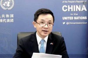China strikes discordant note at UNSC maritime meet