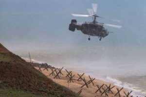 Helicopter crashes in Russia carrying 13 tourists