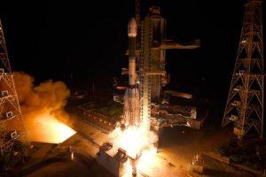 Indian launch attempt of GISAT-1/EOS-3 satellite fails