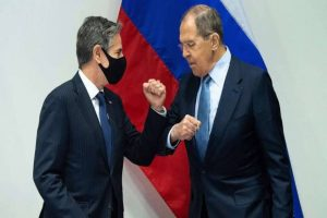 Lavrov, Blinken discuss situation in Afghanistan over phone