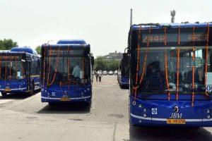 32 new buses take Delhi's fleet to 6,793