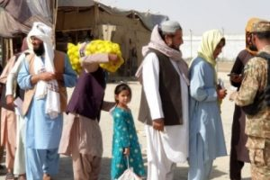 No influx of Afghan refugees so far in Pakistan: Military