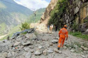 Himachal landslide: Bus wreckage found, at least 20 still missing