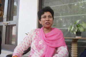 Selja's quick visit to Jaipur triggers fresh speculations