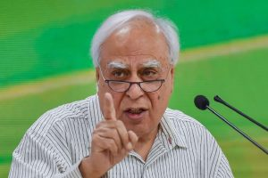 Who is taking decisions in Congress? asks Sibal
