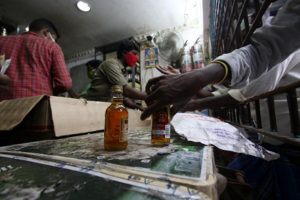 Cop threatens father, son to frame them in liquor smuggling case