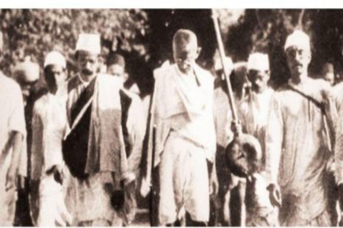 Gandhian leadership, Congress, Satyagraha
